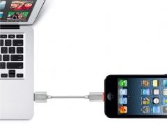 کابل لایتنینگ به MiPOW CCL03 USB