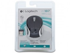 موس اپتیکال لاجیتک Logitech Wireless Mini M187