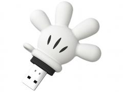 فلش مموری ای دیتا Adata T807 Mickey's Glove 8GB