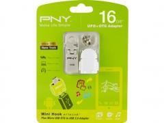 قیمت فلش مموری پی ان وای PNY Mini Hook 16GB
