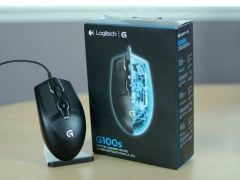 خرید پستی موس اپتیکال لاجیتک Logitech Gaming G100S