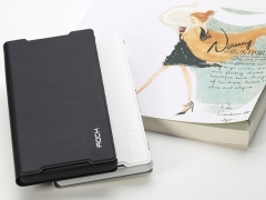 کیف چرمی Sony Xperia Z2 مارک Rock