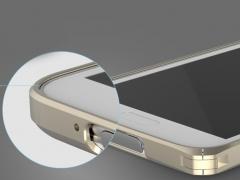 خرید آنلاین بامپر آلومینیومی Samsung Galaxy S5 مارک Rock