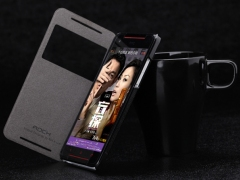 کیف چرمی HTC Butterfly S مارک ROCK