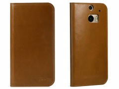 خرید کیف چرمی HTC One M8 مارک ROCK