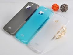خرید پستی قاب ژله ای HTC One M8 مارک REMAX