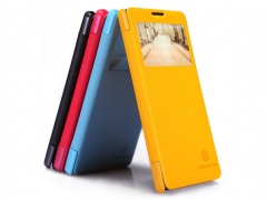 خرید عمده کیف چرمی Huawei Honor 3C مارک Nillkin