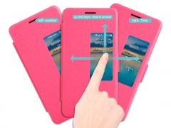 خرید آنلاین کیف چرمی Huawei Honor 6 مارک Nillkin