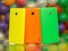 خرید کلی درب پشت اصلی Nokia Lumia 630