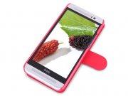 کیف چرمی HTC One E8 مارک Nillkin