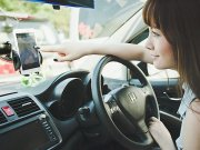 پایه نگهدارنده گوشی موبایل Capdase Sport Car Mount Holder Flyer