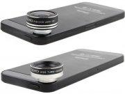 لنز مغناطیسی فیش آی، واید و ماکرو Osino Fisheye, Wide & Macro Lens
