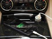 شارژر فندکی ihave با دو پورت به همراه کابل micro-USB