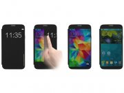 خرید عمده فیلیپ کاور هوشمند Samsung Galaxy S5 مارک Rock