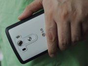 خرید اینترنتی قاب محافظ شیشه ای LG G3 مارک Rock