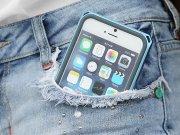 خرید اینترنتی بامپر ژله ای Apple iphone 6 مارک Rock