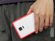 فروش قاب محافظ شیشه ای Samsung Galaxy Note 4 مارک Rock