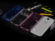 محافظ ژله ای بیسوس سامسونگ Baseus Jelly Cover Samsung S5