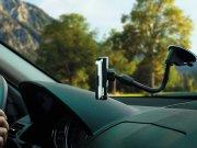 پایه نگهدارنده گوشی موبایل Baseus Curve Car Mount