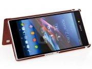 کیف چرمی Sony Xperia Z Ultra مارک Hoco