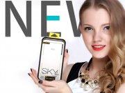 فروش قاب محافظ شیشه ای Sony Xperia Z3 مارک Baseus