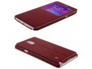 کیف چرمی Samsung Galaxy Note 4 مارک Baseus