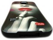 فروش قاب محافظ Samsung Galaxy S5 مدل چهره مارک iFace