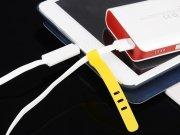 خرید اینترنتی کابل دو پورت Micro USB و Lightning مارک Baseus
