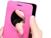 خرید اینترنتی کیف چرمی Asus Zenfone 6 مارک Nillkin