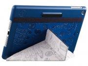 کیف چرمی Apple iPad Air مارک Ozaki مدل iCoat London