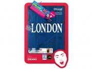 خرید پستی کیف چرمی Apple iPad Air مارک Ozaki مدل iCoat London