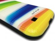خرید عمده قاب محافظ Samsung Galaxy S4 مدل رنگی مارک iFace