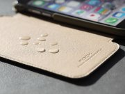کیف چرمی Apple iphone 6 مارک Rock