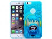 خرید اینترنتی محافظ ژله ای Apple iphone 6 مارک Remax