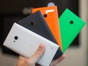 درب پشت Nokia Lumia 730