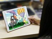 خرید اینترنتی کیف چرمی Apple iPad Air 2 مارک Baseus مدل Y