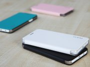 کیف چرمی Samsung Galaxy A3 مارک Rock