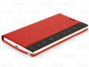 فلیپ کاور Samsung Galaxy Note 4 مارک Baseus