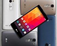 LG  چهار گوشی جدید میانه قیمت خود را معرفی کرد