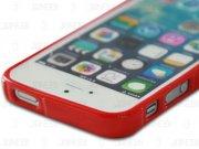 خرید پستی محافظ ژله ای رنگی Apple iphone 5
