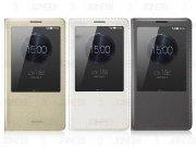 کیف اصلی Huawei Ascend Mate 7 S View flip cover
