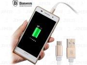کابل فلزی میکرو یو اس بی بیسوس Baseus Metal Micro USB Cable 1M