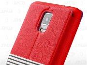 کیف چرمی Samsung Galaxy Note 4 مارک Baseus مدل EDEN
