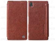 خرید آنلاین کیف چرمی Sony Xperia Z2 مارک Hoco