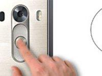 LG G4  با اسکنر اثر انگشت