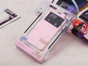 کیف چرمی یوسامز سامسونگ Usams Case Samsung Galaxy A3