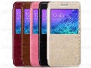 خرید عمده کیف چرمی Samsung Galaxy A5 مارک Hoco