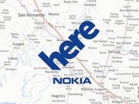 قصد نوکیا برای فروش بخش تجارت نقشه خود و حق انحصاری اپلیکیشن Here
