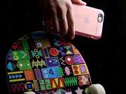 محافظ ژله ای Apple iphone 6 مدل Fence Protective Shell مارک Rock
