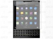 محافظ صفحه نمایش مات نیلکین بلک بری Nillkin Matte Screen Protector BlackBerry Passport